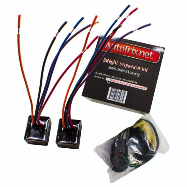 Sequential Tail Light Kit for Mustang